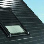 Dachfenster mit Rollladen